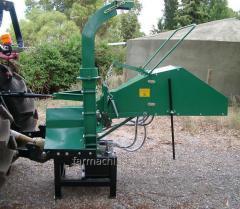 PTO Wood Chipper. Model: WC-8M