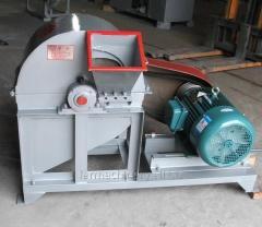 Sawdust Shredder. Model: 5050 Y (11~15)KW+5.5KW(the fan power)