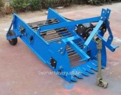 Potato or Cassava Harvester. Model: 4U-2A