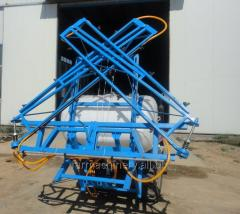 Boom Sprayer. Model: 3W-200-8