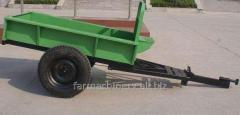 Walking Tractor Trailer. Model: 7C-1