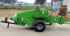 Square Hay Baler. Model: 2060