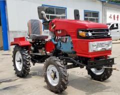 Садовый трактор с ременным приводом 10-28HP. Модель: WF15PH