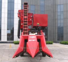 Μηχανήματα συγκομιδής και φόρτωσης