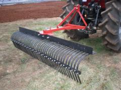 Common Soil Rake. Model: LR-1.8