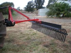 Common Soil Rake. Model: LR-2.1