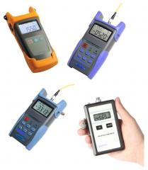 Handheld Fiber Optic Power Meter SUN-OPM200