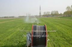 Reel Irrigator. Model: 75-200TX