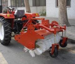 Road Sweeper. Model: SX-160