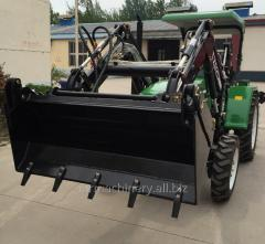 4 in 1 Bucket Loader. Model: TZ03D