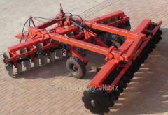 Heavy Harrow. Model: 1BZ-5.3