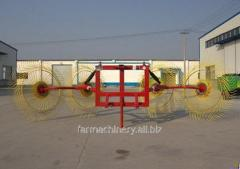 Disc Hay Rake. Model: FDR-4.0