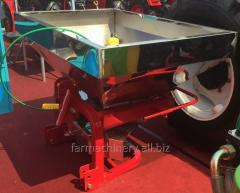 Square Fertilizer Spreader. Model: FS-500