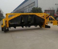Mașină pentru compostarea gunoiului de grajd. Model: FYD-250