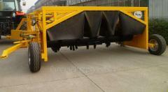 Mașină pentru compostarea gunoiului de grajd. Model: FYD-300