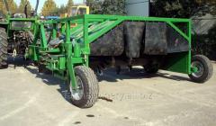 Mașină pentru compostarea gunoiului de grajd. Model: FYD-350