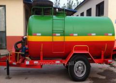 Water Tank Trailer. Model: WT-4