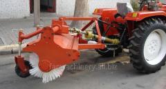 Barredora de caminos Modelo: SX-120