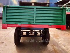 Common Single Axle Trailer. Model: 7C-1/7CX-1