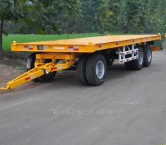 Trailer lateral