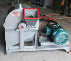 Sawdust Shredder. Model: 5050 C (11~15)KW+5.5KW(the fan power)
