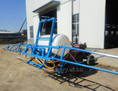 Boom Sprayer. Model: 3W-600-10