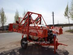 Towable Sprayer. Model: 3W-3000-18