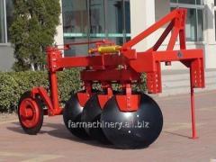 Bilateral Disc Plough. Model: 1LY(SX)-425