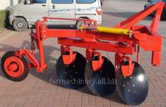 Bilateral Disc Plough. Model: 1LY(SX)-625