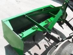 Box Land Scraper. Model: BS-5