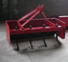 Box Land Scraper. Model: BS-6