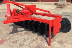 Driven Disc Plough. Model: 1LYQ-320