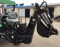 PTO Backhoe. Model: LW-8