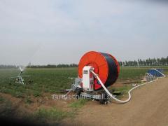 Reel Irrigator. Model: 75-300TX