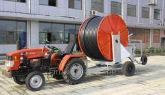 Reel Irrigator. Model: 75-400TX