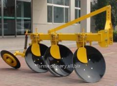 Unilateral Disc Plough. Model: 1LY(T)-322