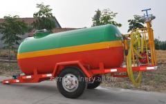 Water Tank Trailer. Model: WT-3
