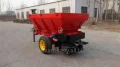 Wheeled Manure Spreader. Model: MS5500