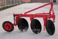 Unilateral Disc Plough. Model: 1LY(T)-425