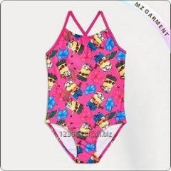 Kids Minions Bath Suit