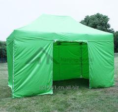50mm HEX Folding Outdoor Tent 3m x 4.5m