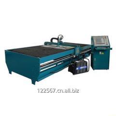 Плазменный металлорежущий станок COMPA5100