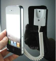 Anti-Theft Display Holder for Mobile Phone Display. Model: D101