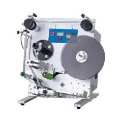 P150 SEMI-AUTOMATIC ROUND BOTTLE LABELING MACHINE WITH PRINTER