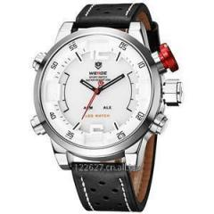 WEIDE WH5210-2C Dual Time Zone With Alarm watches men