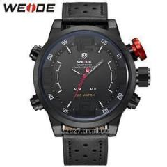 WEIDE WH5210B-1C LED men watches 2017