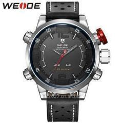 WEIDE WH5210-1C LED Back Light Multi-functional male watches