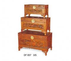 ANTIQUE STYLE LUXURY SOLID WOOD DISPLAY BOX