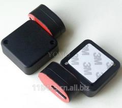 Anti-theft retractable reel, Size: L43mm * W43mm * H16mm (square), L40mm * W25mm * H17mm (oval window)