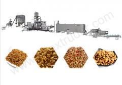Pet Food (Dog/Cat Food) Production Line